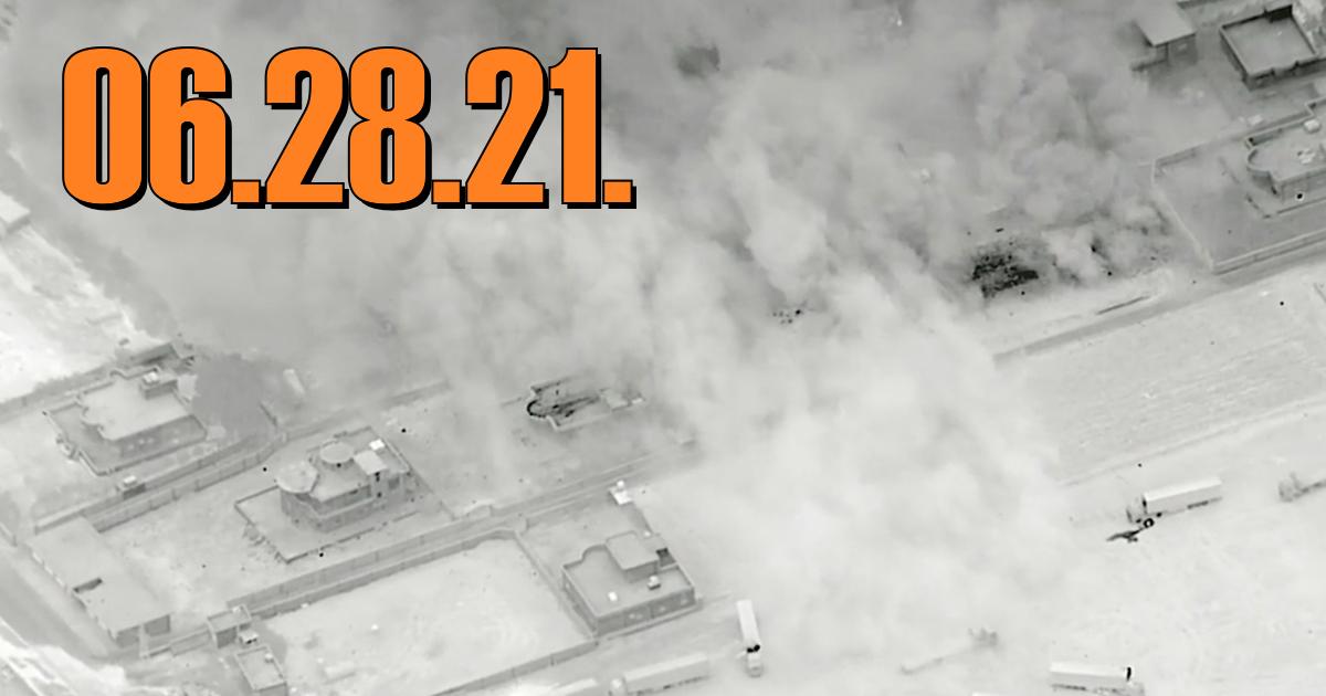 Air Strikes on Iran